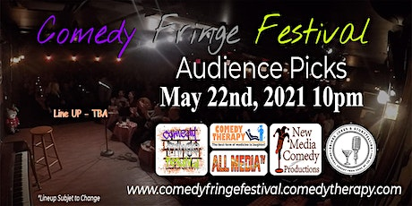 Comedy Fringe Festival Audience Picks tickets