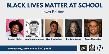 Black Lives Matter at School:  Iowa Edition tickets