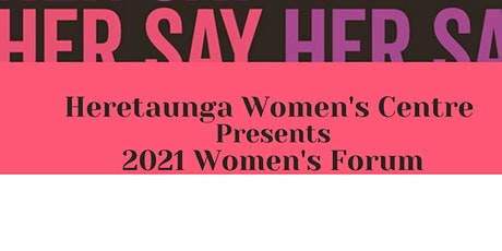 Her Say - Women's Forum  with Jackie Clarke and the Aunties tickets