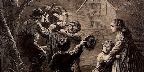 The History of Halloween with Professor Ronald Hutton on Zoom tickets