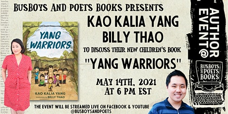 Busboys and Poets Books Presents Kao Kalia Yang for Yang Warriors tickets
