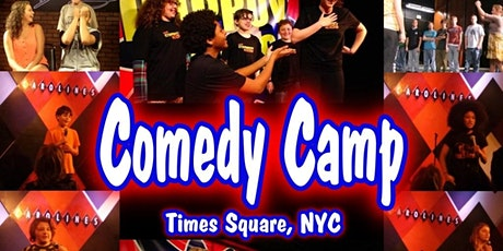 COMEDY CAMP Central Park Summer 2021 tickets