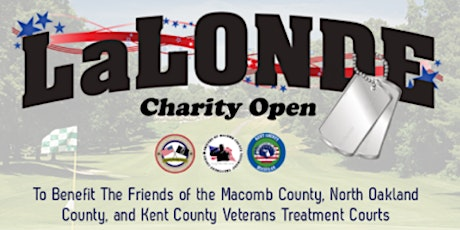 LaLonde Charity Open tickets