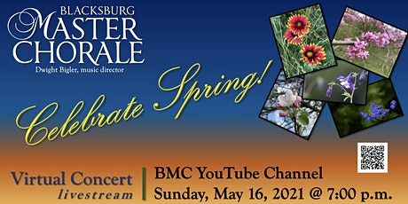 """Celebrate Spring"" Spring Virtual Performance tickets"
