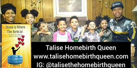 Talise Homebirth Queen Book Signing at Harvest Moon Botanical KCMO tickets