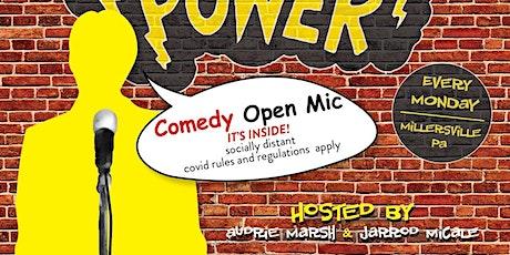 Guy Walks Into A Bar - Comedy Open Mic Night tickets