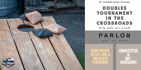 KC Cornhole Tournament at Parlor tickets