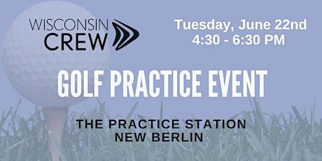 WCREW Golf Practice Event tickets