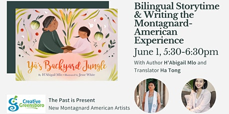 Bilingual Children's Storytime!  Plus time with the author and translator! tickets