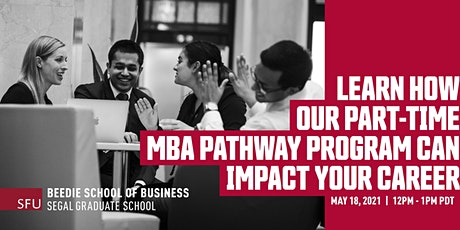 Learn how our part-time MBA pathway program can impact your career tickets