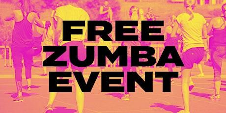 Free Zumba Event tickets