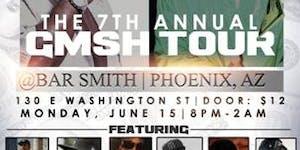 7th annual G$SH Tour – Bar Smith (Phoenix, AZ)