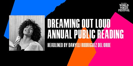 DREAMing Out Loud Annual Public Reading tickets