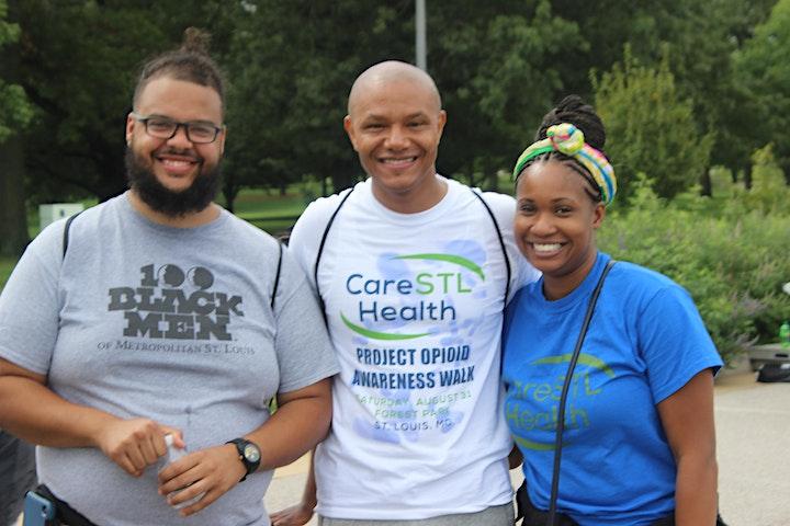 CareSTL Health 2nd Project O- Opioid Awareness Walk image
