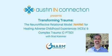 Transforming Trauma:  The NeuroAffective Relational Model (NARM) tickets
