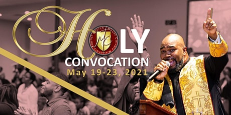 Holy Convocation Worship Service tickets