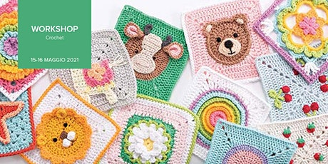 WORKSHOP -  Crochet tickets
