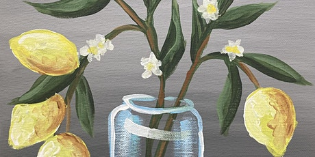 PUB282- Lemon Painting tickets