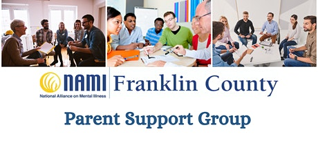 NAMI Franklin County Family Parent Support Group (1st Thursday) tickets