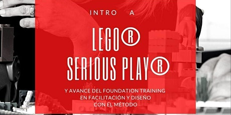LEGO® SERIOUS PLAY® & avance del FOUNDATION Training entradas