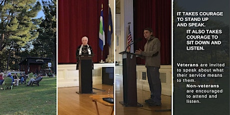 Central Vermont Vets Town Hall 2021 (Middlesex) tickets