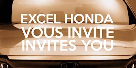 Événement Formule Gagnante Honda / Honda Checkered Flag Event tickets