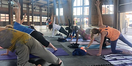 FREE Yoga at Eastern Market in partnership with Eastern Market Corporation tickets