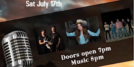 Davisson Brothers , Kylie Frey , Wasted Highway! Full Bands Live @ Rednecks tickets