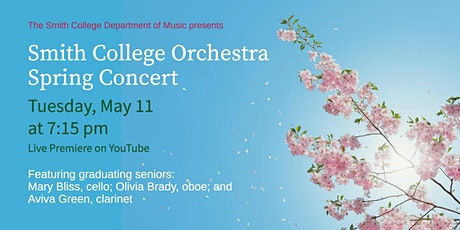 Smith College Orchestra Spring Concert tickets
