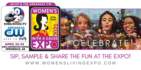 Central Arkansas Women's Expo With A Cause 2021 tickets