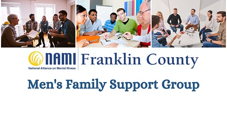 NAMI Franklin County Family Men's Family Support Group (3rd Tuesdays) tickets