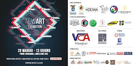 NewArt Exhibition biglietti