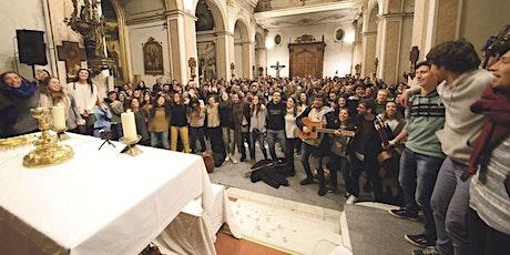 Oración juvenil de Pascua - Camp de Morvedre entradas