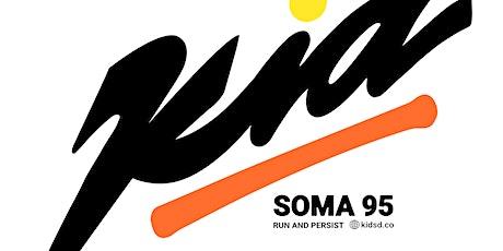 SOMA 95 boletos