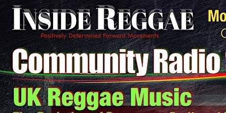 Inside Reggae: The Evolution of UK Reggae entradas