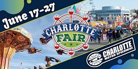 The Charlotte Fair - Summer 2021 (June 17-27) tickets