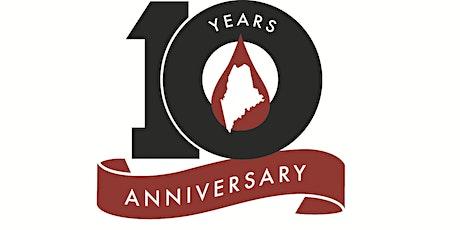 Hemophilia Alliance of Maine's 10th Birthday Party!!! tickets