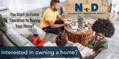 HUD Approved Homebuyer orientation Session 1 tickets