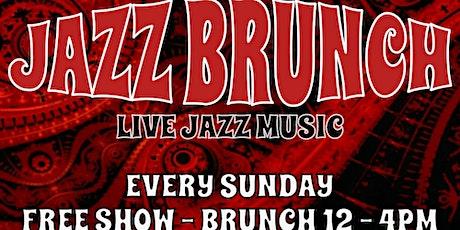 Crunchwerks presents Jazz Brunch Sunday tickets