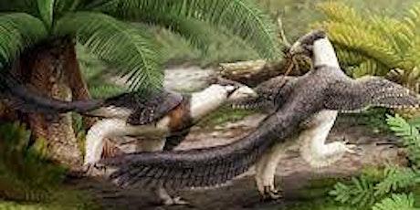 SAMSAT Summer Badge Series: Paleontology:  Birds:  Modern Dinosaurs-Class 3 tickets