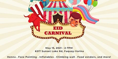 Eid UL Fitr Carnival 2021 (1 Registration per car) tickets