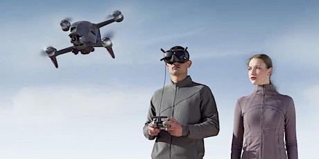 Curso de Piloto de Drone FPV tickets
