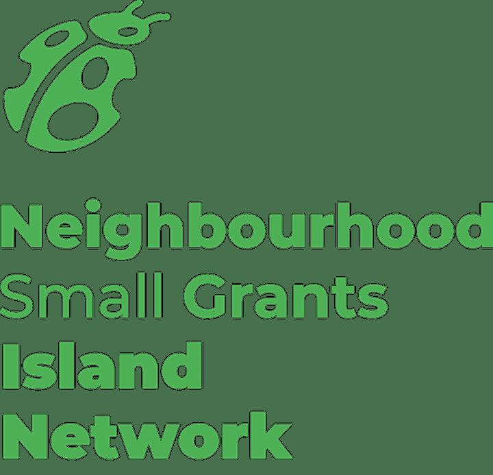 Neighbourhood Small Grants Island Network Spring Summit image