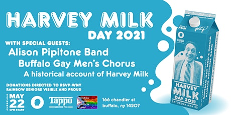 Harvey Milk Day on Chandler with Thin Man Brewery & Tappo Pizza tickets