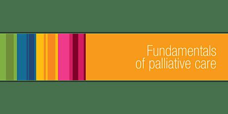 Hospice New Zealand Fundamentals of Palliative Care (4 Days - 0830 - 1200) tickets