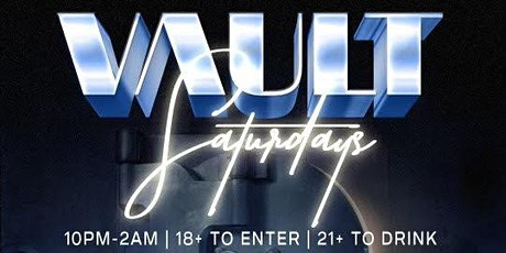 Vault Saturdays tickets