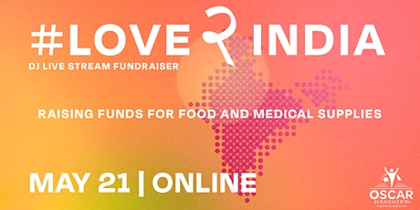 Love2India DJ Fundraiser tickets