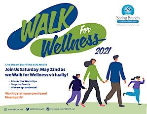 2021 Walk for Wellness tickets