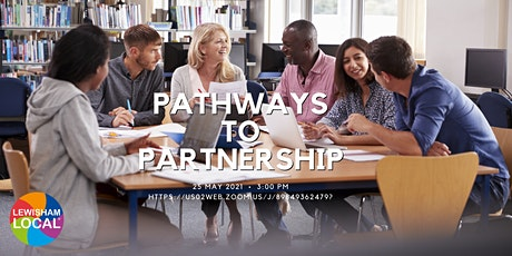 Pathways to Partnership - Routes to Sustainable Community Collaboration. tickets