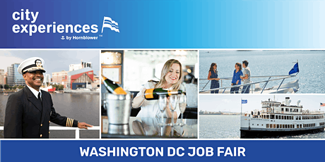 City Experiences Job Fair- Washington, DC tickets